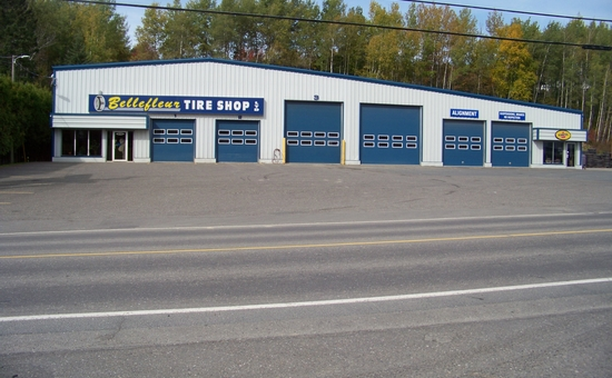 BELLEFLEUR TIRE SHOP LTD